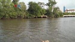 Membersihkan Sungai di Ibu Kota Amerika Serikat