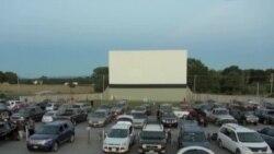 Drive-In - Açıq havada kino-teatrlar