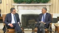 Συνάντηση Σαμαρά με Ομπάμα