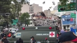 Rescuers Cling to Hope of Finding Quake Survivors in Mexico