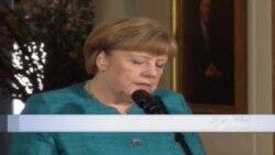 تاکید رهبران آمریکا و آلمان بر اهمیت پیمان ناتو