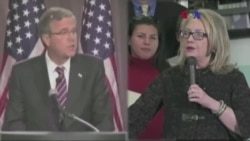 2016'da Clinton mı Bush mu?