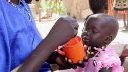 Malnutrition Remains Serious Problem for South Sudanese Refugees