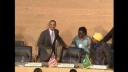 Obama AU Speech