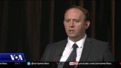 Intervistë me kryetarin e Partisë Alternativa të Maqedonisë së Veriut