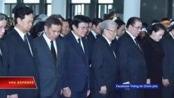 Truyền hình VOA 4/5/19: Không thấy ông Nguyễn Phú Trọng tại quốc tang ông Lê Đức Anh