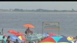 2012-07-10 美國之音視頻新聞: 以往一年創美國氣溫最高記錄