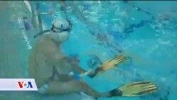 Kako izgleda hokej pod vodom