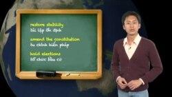 Học tiếng Anh qua tin tức - Nghĩa và cách dùng từ Uncertainty (VOA)