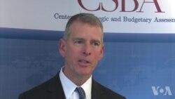 克拉克受访谈比尔登接任海军部长原声视频