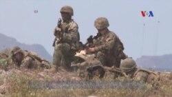 TQ mạnh mẽ đả kích các cuộc tập trận hỗn hợp Mỹ-Philippines