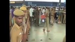 印度一列客車發生連環爆炸 一死九傷