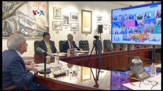 KTT Virtual G-20 Seiring AS Jadi Pusat Pandemi Korona