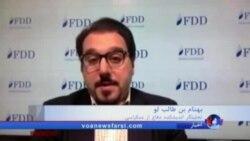بهنام بن طالب لو: حضور رئیسی در انتخابات آزمونی برای تشخیص صلاحیت جانشینی رهبری