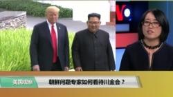 时事看台(莉雅):朝鲜问题专家如何看待川金会?