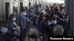 Brasiles el segundo país del mundo con más casos y muertes debido al virus, por detrás de Estados Unidos.