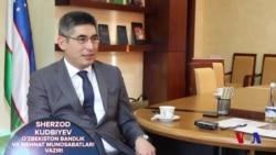Toshkentdan maxsus: Bandlik va mehnat munosabatlari vaziri bilan suhbat