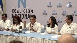 """Opositores nicaragüenses buscan la unidad en la nueva """"Coalición Nacional"""""""