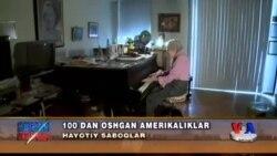 100 yoshdan oshgan amerikaliklar - The oldest Americans