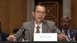 何天睦称中国有意试探美军原声视频