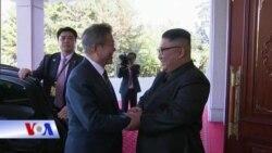 Triều Tiên mong 'kết quả lớn' tại thượng đỉnh liên Triều