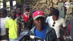 Ayiti: Ensidan Fatal ant 2 Polisye; Chofè Moto Temwen Di yo Sibi Reprezay
