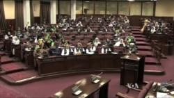 Afghan Parliament Extends Term