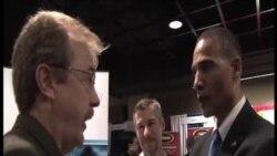 新潮USA:国际高中机器人大赛在美国举行;奥巴马替身演员特写