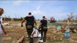 Після урагану на Багами прибувають рятувальні бригади та доставляється перша гуманітарна допомога. Відео
