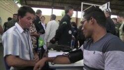 Regresan médicos cubanos de Brasil