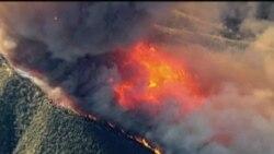 Arde la tierra