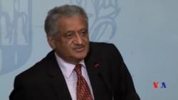 افغانستان چاہے تو مصالحت کے عمل میں کردار ادا کر سکتے ہیں: قاضی خلیل اللہ