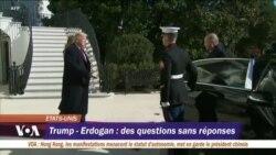 Erdogan à la Maison Blanche