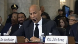 Sen. Cory Booker Testifies Against Sessions Nomination as Attorney General