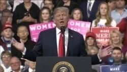 Трамп критикам закону щодо тарифів: Я захищаю інтереси американських виробників. Відео