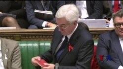 英议员在议会引用毛语录讥讽对手