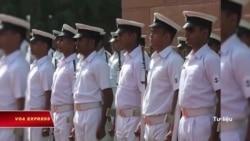 Ấn Độ, Singapore tập trận trên biển Đông