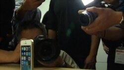 苹果推出新款手机取悦中国用户