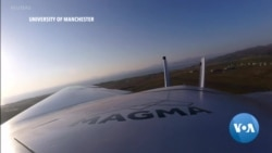 英语视频:航空技术乘无襟翼飞机起飞