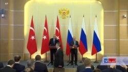 عملیات ترکیه پایان یافت؛ نیروهای روسی در مرز سوریه جابجا شدند