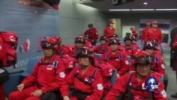 台湾民间救援队赶往尼泊尔救灾