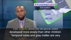 Anh ngữ đặc biệt: Study Shows How Poverty Could Limit Learning (VOA)