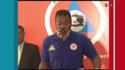 Ayiti: Ajans Pwoteksyon Sivil la mete fen nan premye faz dijans yo