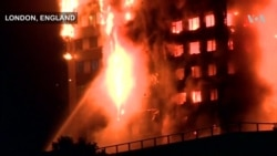 Deadly, Massive Fire Destroys London Apartment Tower