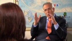 Expectativa por cumbre en la Casa Blanca