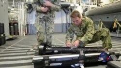 美海军用特殊声纳装置搜寻亚航8501残骸