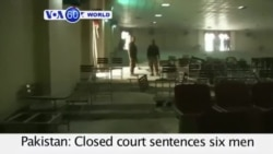 VOA60 World - Pakistan Pakistan Sentences 6 to Death for School Massacre - August 14, 2015