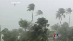 颶風瑪麗亞重創多米尼加