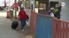 Costa Rica cerró su frontera terrestre con Nicaragua en marzo por la pandemia, fue reabierta en noviembre. [Foto: Armando Gómez, VOA].