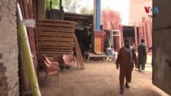 د پېښور شیرجنگي د وزیرستان د تاجرانو مرکز دی